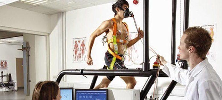 เทคโนโลยีที่ใช้กับการกีฬา