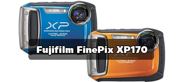 Fujifilm Finepix XP170 กล้องถ่ายใต้น้ำที่ทรงพลังที่สุดจากฟูจิ