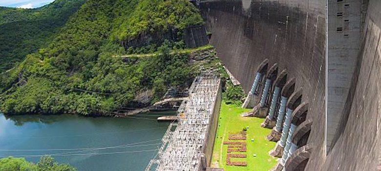 พลังงานน้ำ ในประเทศไทย 3 แห่ง คู่ชีวิตประชาชนชาวไทย